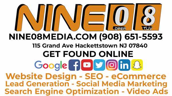 Digital Marketing Hackettstown NJ